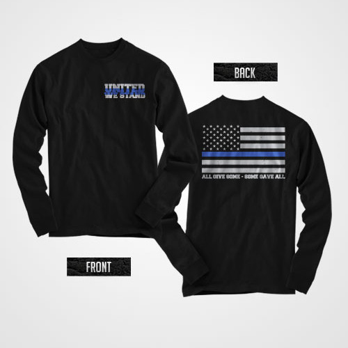 Long Sleeve United T-Shirt
