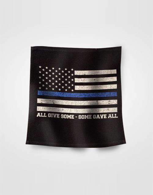 united we stand flag towel gym towel golf towel. Black Bedroom Furniture Sets. Home Design Ideas